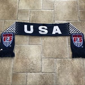 Other - USA Soccer Scarf